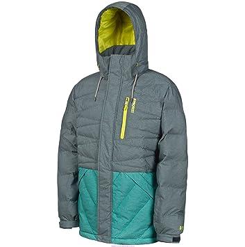 Protest chaqueta Snow - Mirage - Hombre - Talla L - Gris ...