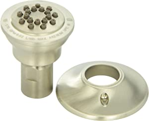 Moen A501BN Vertical Shower Body Spray Compatible with Moen M-PACT Shower Valve System, Valve Required, Brushed Nickel