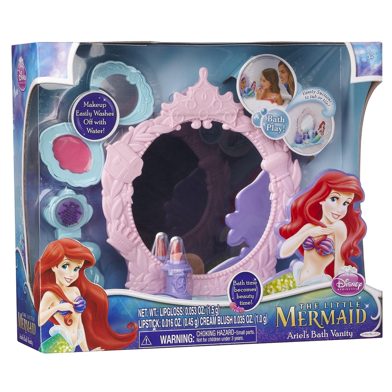 Amazon disney princess the little mermaid ariels bath vanity amazon disney princess the little mermaid ariels bath vanity toys games geotapseo Images
