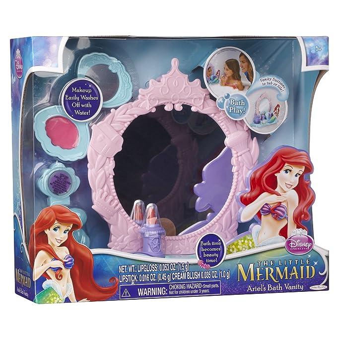 e1de6853b Disney Princess Ariel Bath Time Vanity: Amazon.co.uk: Toys & Games
