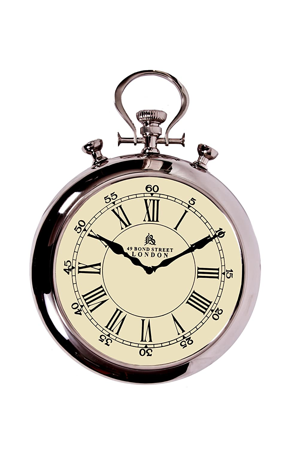 Giant pocket watch wall clock amazon kitchen home amipublicfo Images
