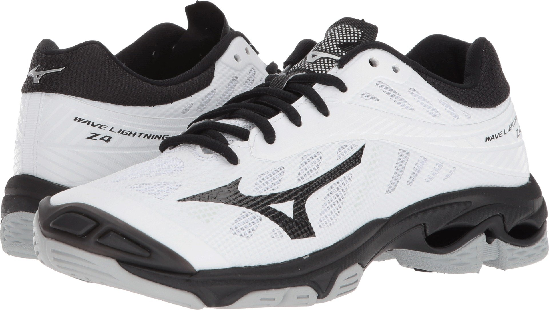 Mizuno Wave Lightning Z4 Volleyball Shoes Footwear Womens, Multi, One Size by Mizuno
