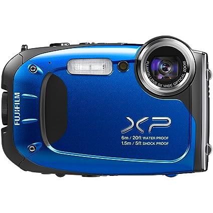 amazon com fujifilm finepix xp60 16 4mp digital camera with 2 7 rh amazon com Fujifilm Digital Camera Fujifilm WP Camera Body Mount