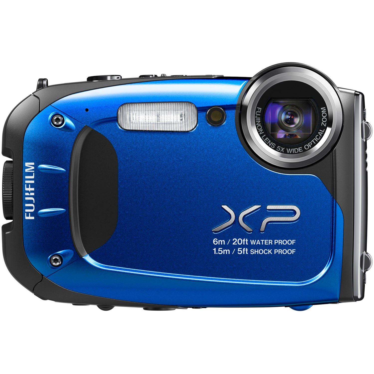 Fujifilm FinePix XP60 16.4MP Digital Camera with 2.7-Inch LCD (Blue) (Discontinued by Manufacturer) by Fujifilm (Image #6)