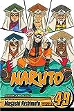 Naruto, Vol. 49: The Gokage Summit Commences