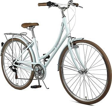 Retrospec Beaumont-7 - Bicicleta Urbana de 7 velocidades para ...