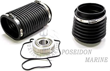 Bellows Included Transom Reseal Kit Volvo SX-M No!