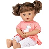 """Adora My Cuddle & Coo Baby """"Unicorn Magic"""" - Touch Activated Doll with 5 Sounds: She Cries, Coos, Giggles, Kisses Back & Says"""