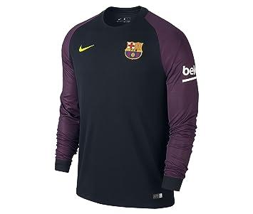e6861f034e4 Nike FCB M LS GK STADIUM JSY - Long-sleeved - T-shirt - FC Barcelona ...