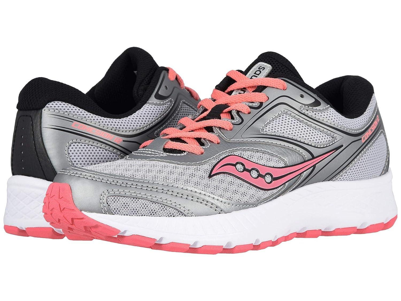 2019年最新入荷 [サッカニー] 6 レディースランニングシューズスニーカー靴 Versafoam - Cohesion 12 [並行輸入品] B07N8G7LXJ [サッカニー] Silver/Pink 6 (22.5cm) B - Medium 6 (22.5cm) B - Medium|Silver/Pink, SALAD BOWL DELI:a21ae889 --- a0267596.xsph.ru