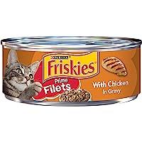 Purina Friskies Chicken Cat Food, 5.50 Ounce