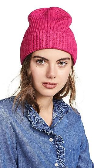 Amazon.com  Kate Spade New York Women s Solid Bow Beanie Hat ... 86b5bac1c3e