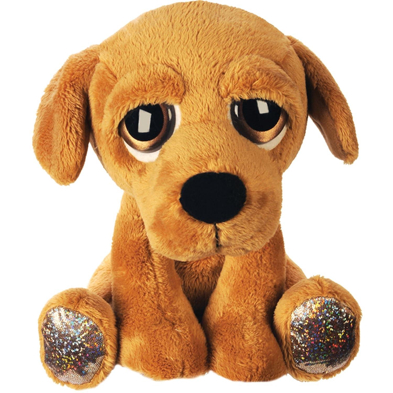 Best Seller Soft Plush Stuffed Cuddly Animal Toy - Li'l Peepers Medium Labrador Dog - Cuddly & Cute Christmas Gift / Present for Girlfriend / Wife Jardines Online Warehouse
