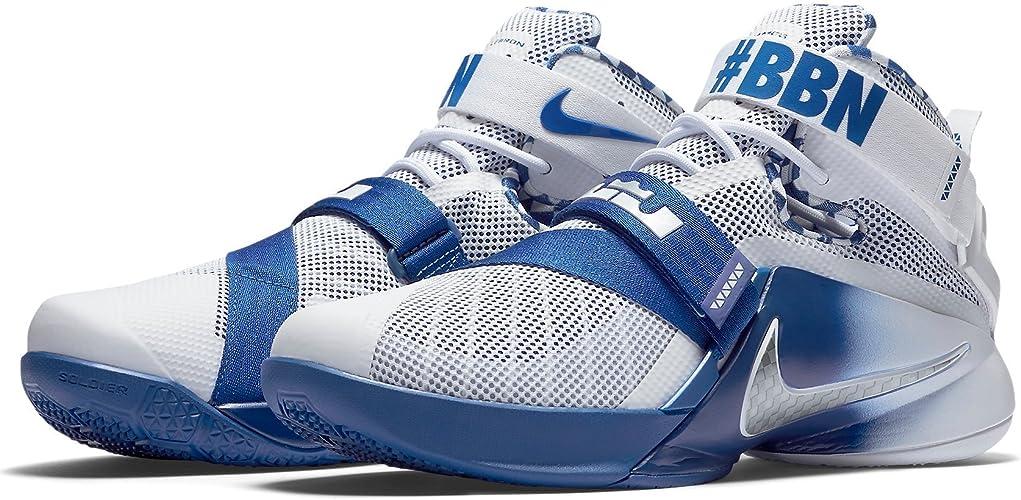 Nike Lebron Soldier IX PRM, Zapatillas de Baloncesto para Hombre ...