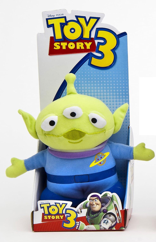 Joy Toy Toy Story 3 900572 - Muñeco de peluche diseño Alien de 25 cm [Importado de Alemania]: Amazon.es: Juguetes y juegos