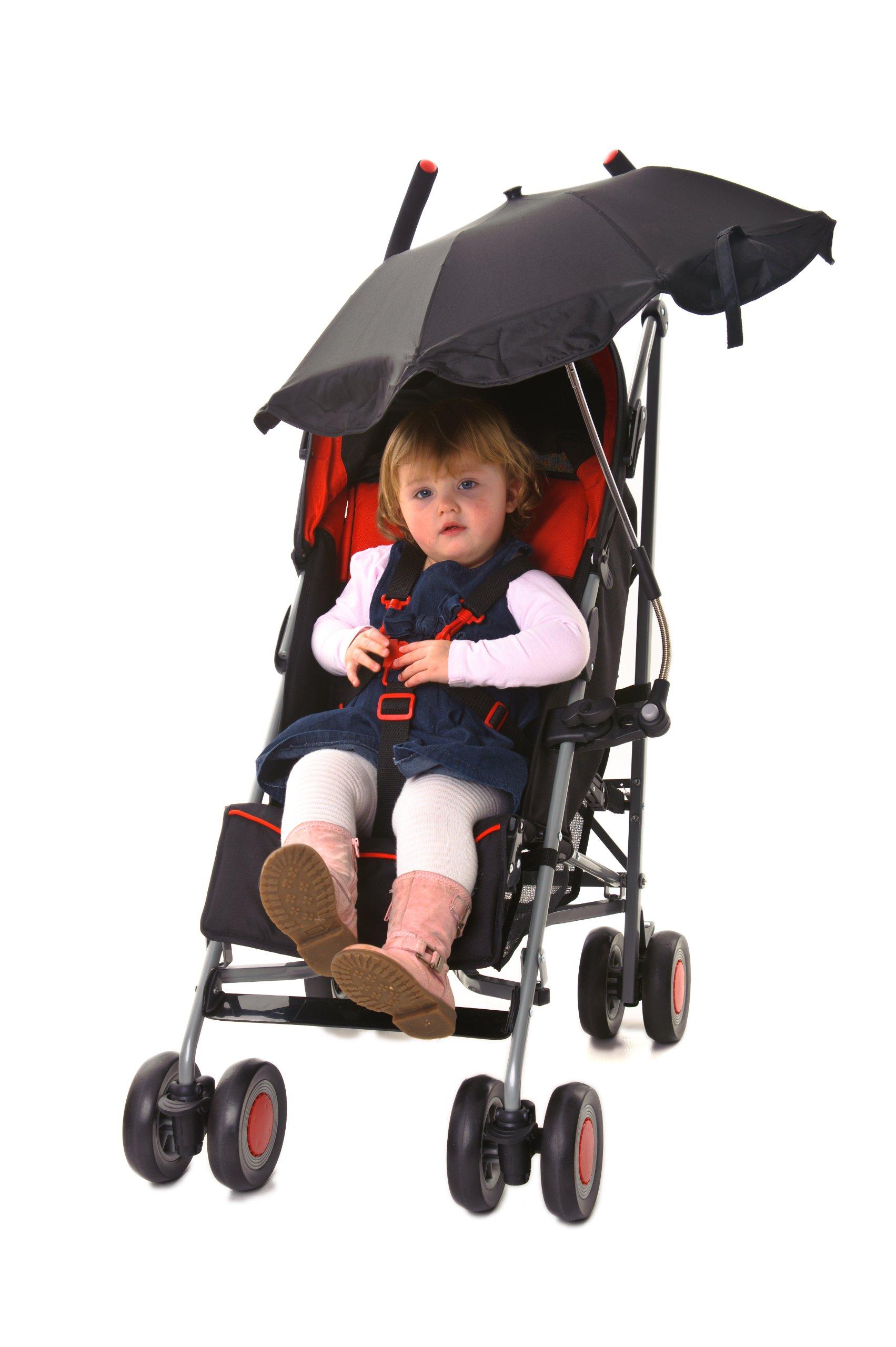Red Kite Universal Stroller Parasol (Black)