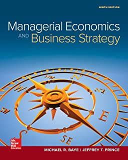 Business analytics data analysis decision making s christian managerial economics business strategy mcgraw hill series economics fandeluxe Image collections