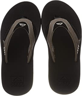 39605eeca97 Amazon.com  Reef Men s Fanning Prints Flip Flop  Shoes