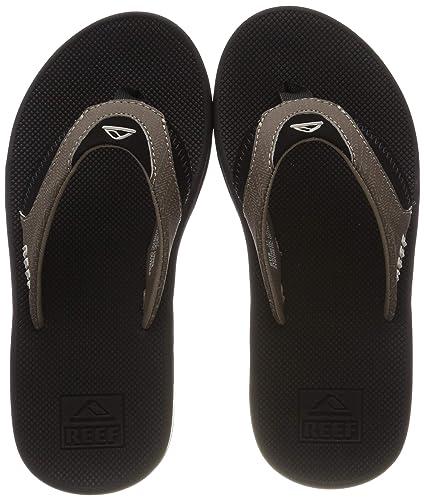 e56974adadd8 Reef Men s Fanning Sandal Brown  Reef  Amazon.ca  Shoes   Handbags
