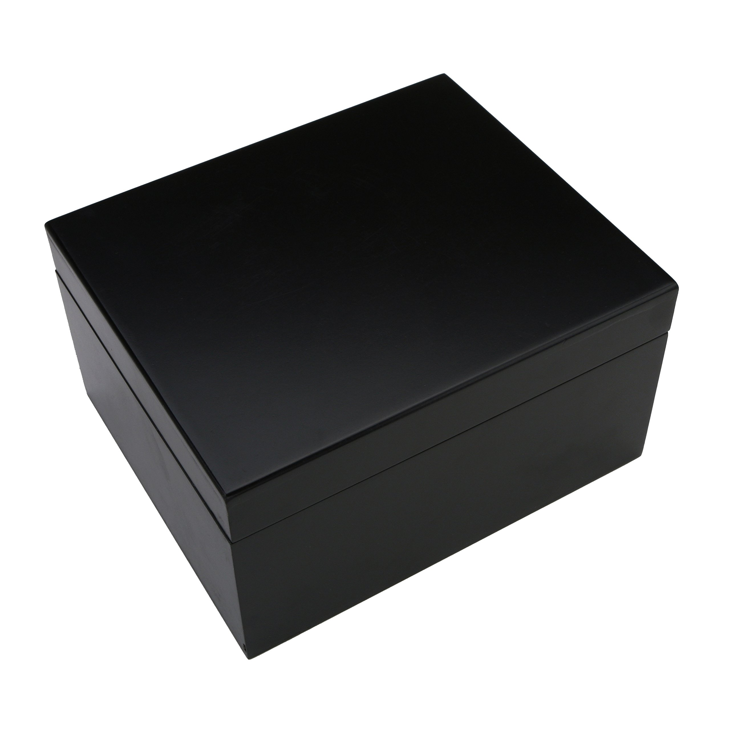 Original Black Storage Box - Teabag Storage, Remote Storage, Stash Box