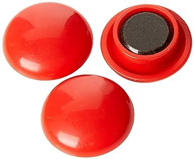 Mini Kühlschrank Expert : Magnet expert® kleinen planung & pinnwand magnete u2013 rot 10