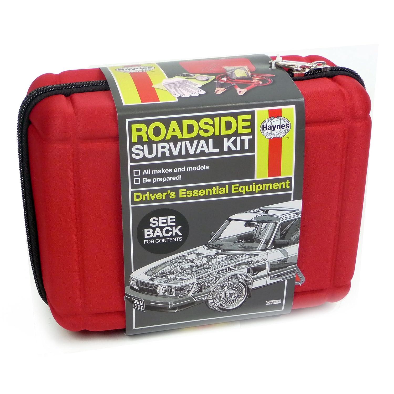 Haynes HAY1501 Roadside Survival Kit Trends UK Ltd