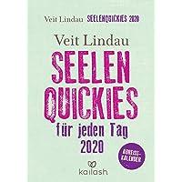 Seelen-Quickies für jeden Tag: Abreißkalender 2020