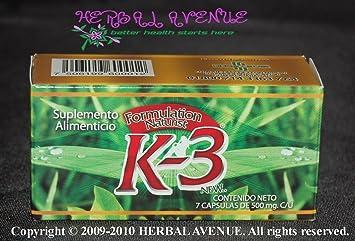 K-3 FORMULATION NATURIST, L-CARNITINE, GRAPEFRUIT CAPSULES - K3 FORMULA NATURISTA