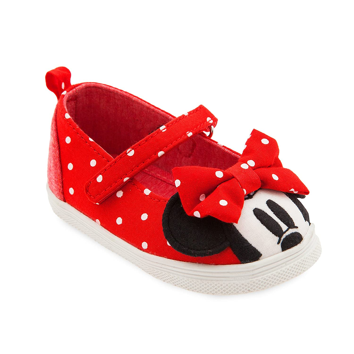 d6099d16a44 Disney Minnie Mouse Shoes for Baby Size 12-18 MO Multi