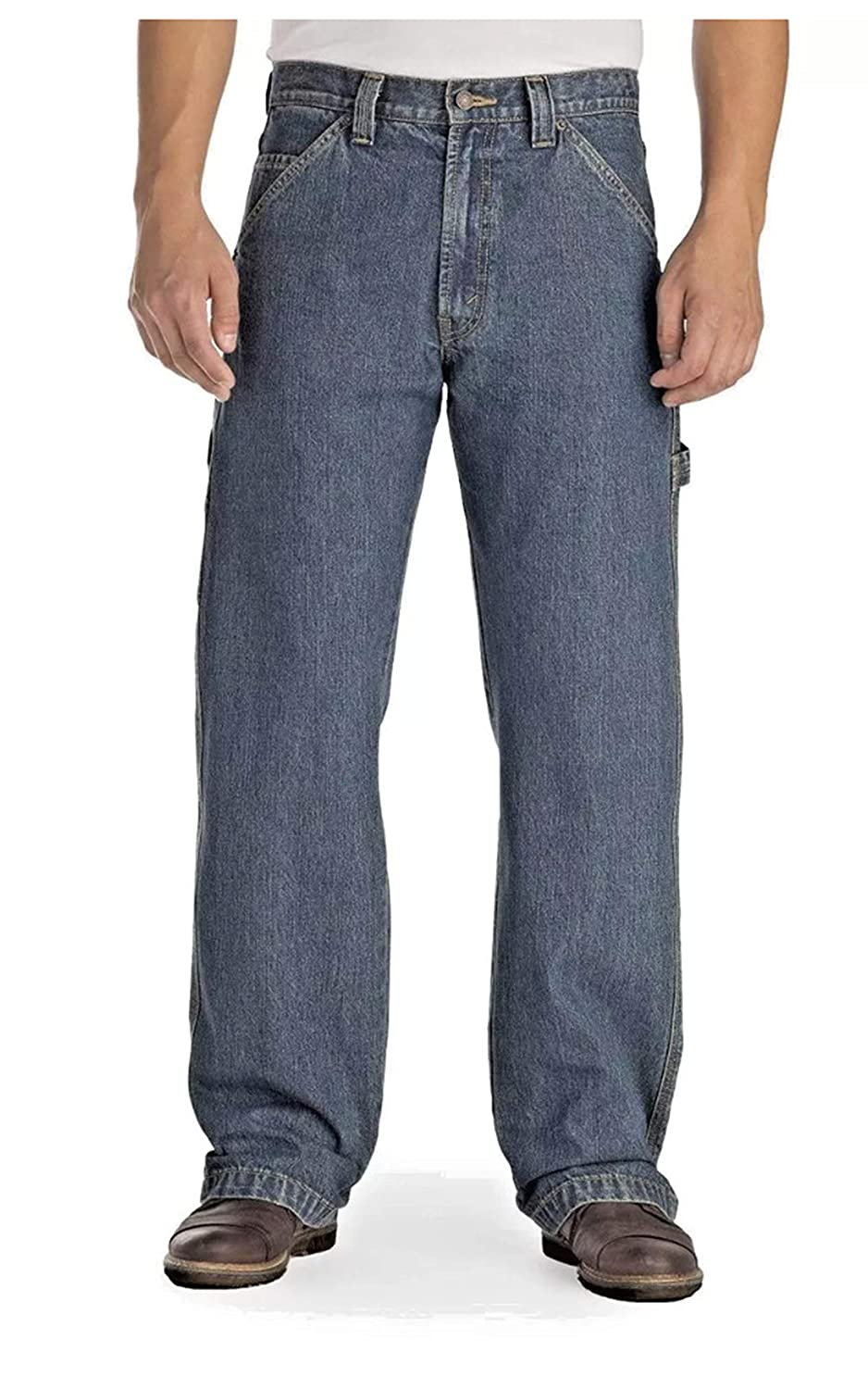 Levi Straus Signature Mens Carpenter Jeans Style 084060010 ...