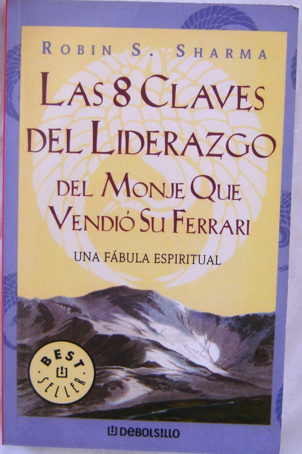 8 claves del liderazgo del monje que ven: Robin Sharma: 9789586392235:  Amazon.com: Books