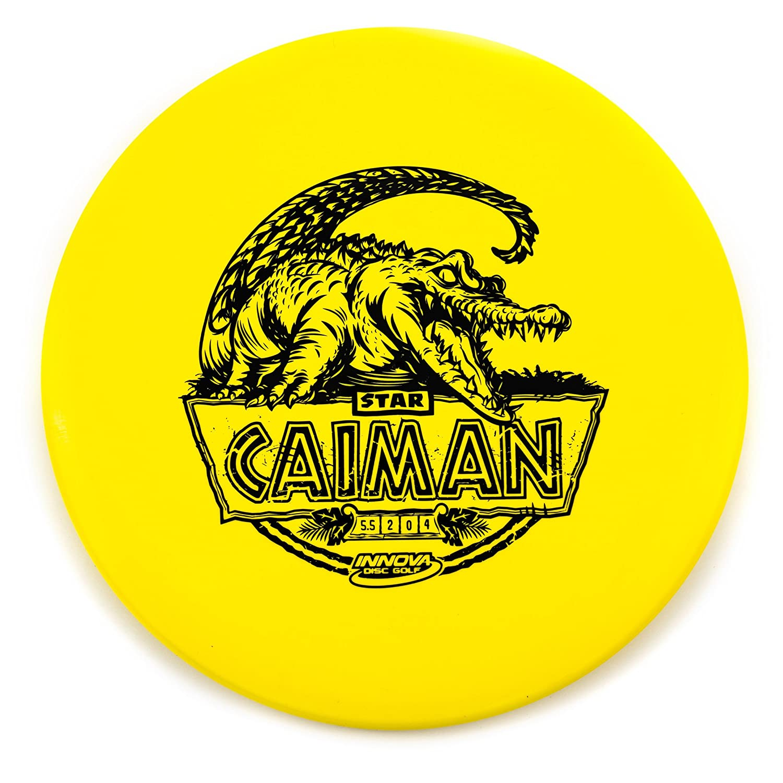 Innova Star CaimanミッドレンジGolf Disc [ Colors May Vary ] B07FDN9BPQ   165-169g