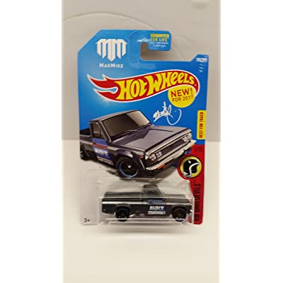 Hot Wheels 2020 HW Daredevils Mad Mike Mazda Repu 286/365, Dark Gray: Toys & Games