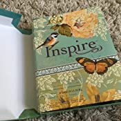 Inspire Bible NLT The For Creative Journaling Full