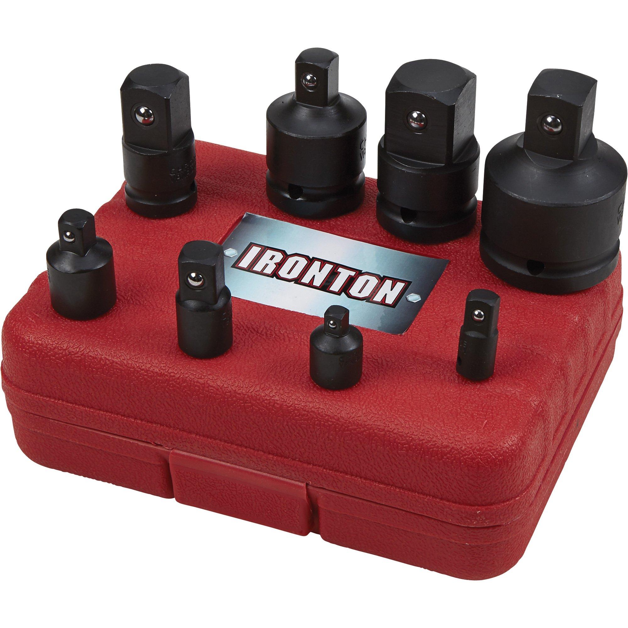 Ironton Impact Adapters - 8-Pc. Set by Ironton (Image #3)