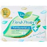 Laurier Fresh Protect 40cm with Gathers 8s, 8 count