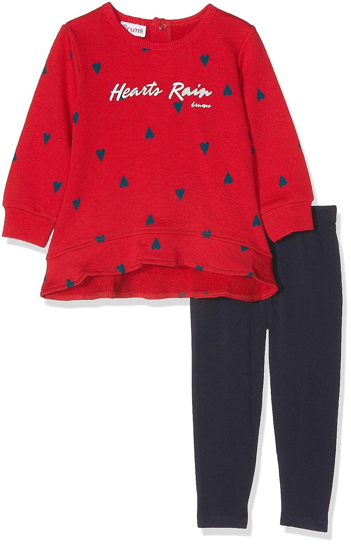 Brums Baby-M/ädchen Bekleidungsset 2erPack