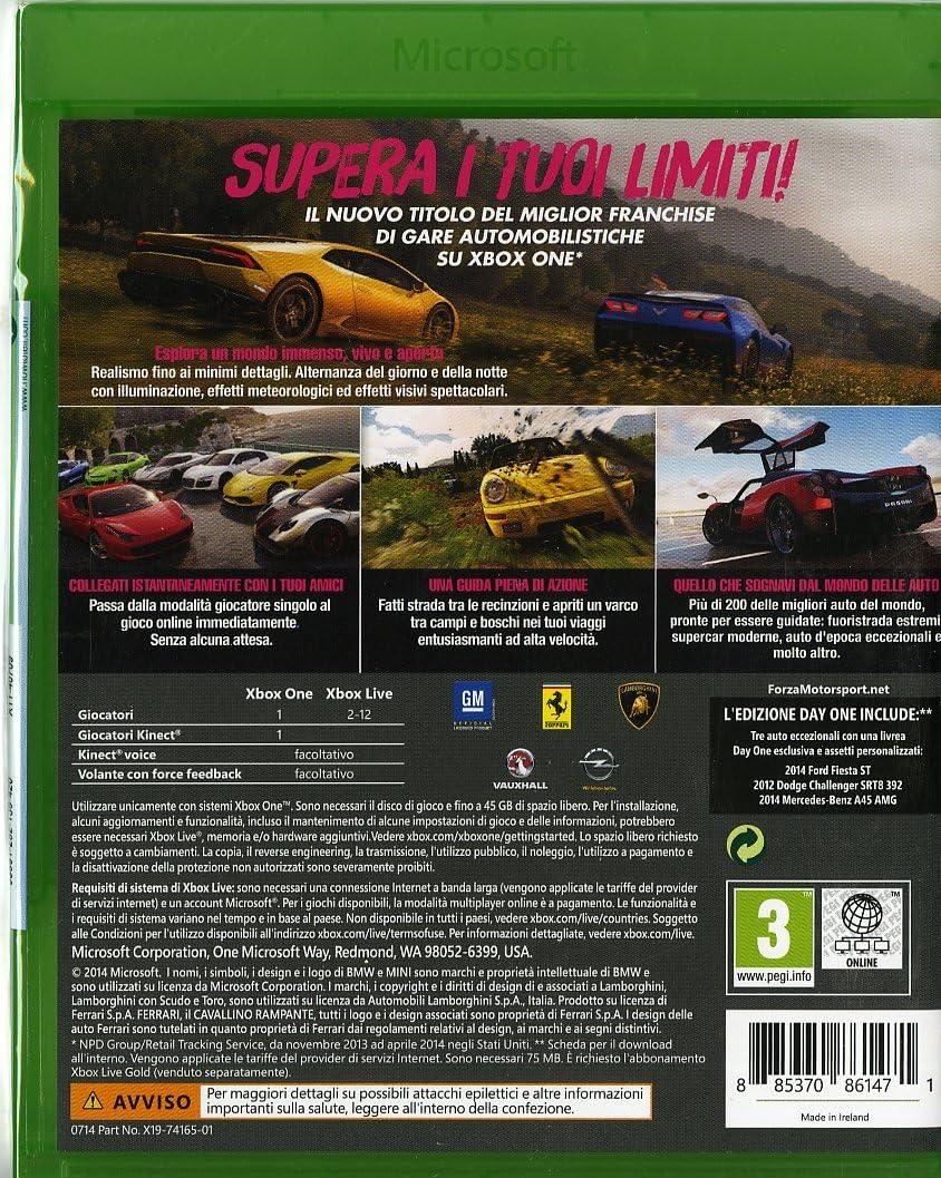 Forza Horizon 2: Amazon.es: Videojuegos