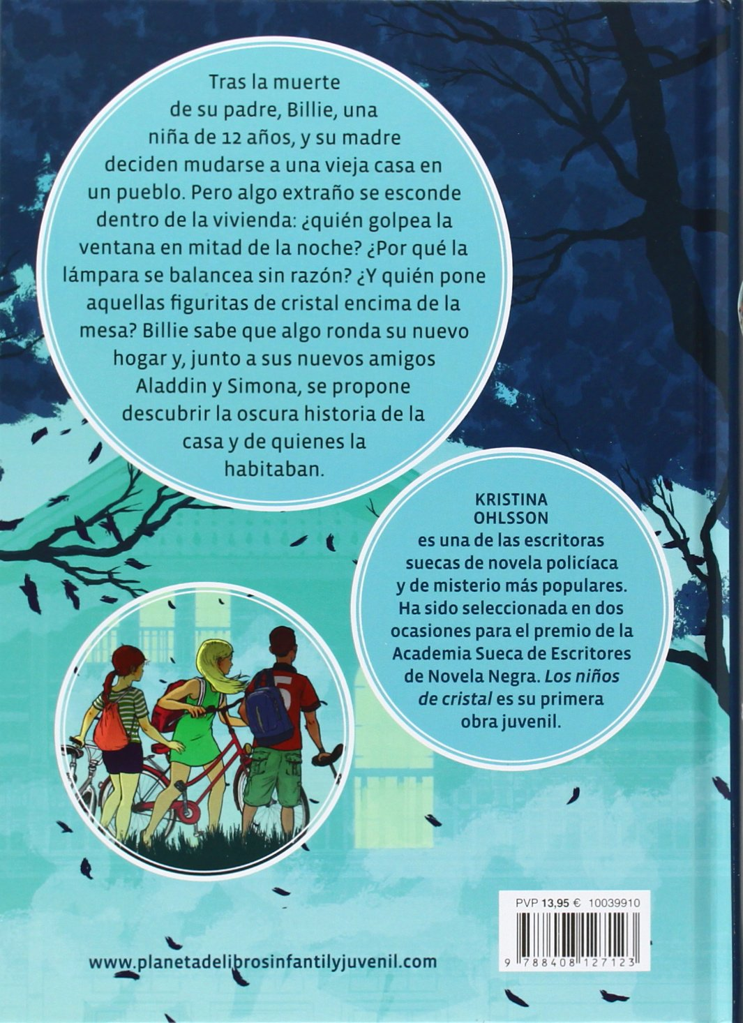 Los niños de cristal (Spanish Edition): Kristina ohlsson, Destino: 9788408127123: Amazon.com: Books