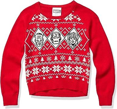 81Oj0TmbU4L. AC SX385 Revista Dimensión Digital 50+ Ugly Sweaters Navideños inspirados en Series y pelis