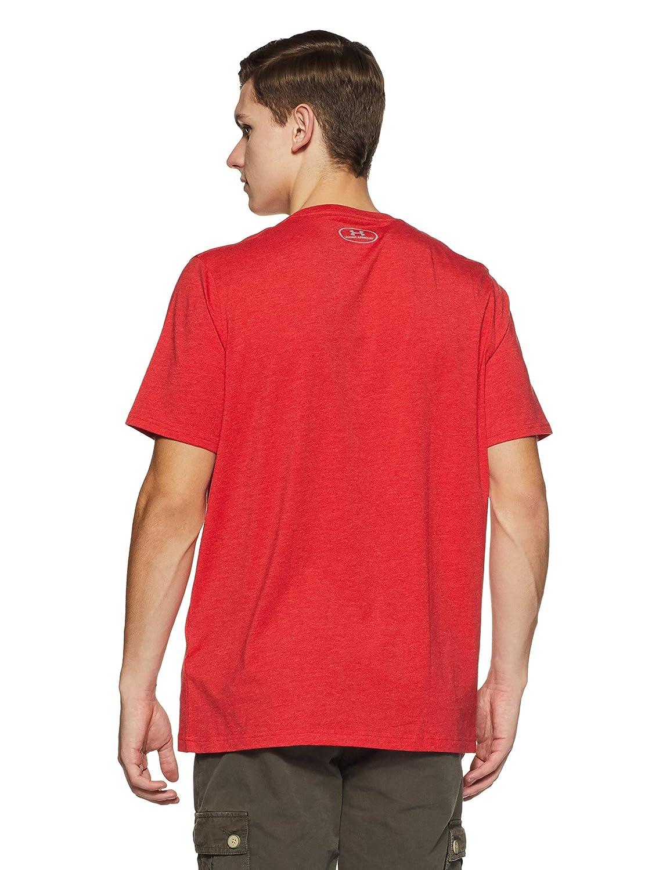 5090d78b Under Armour CC Left Chest Lockup Men's Short-Sleeve T-Shirt: Under Armour:  Amazon.co.uk: Clothing