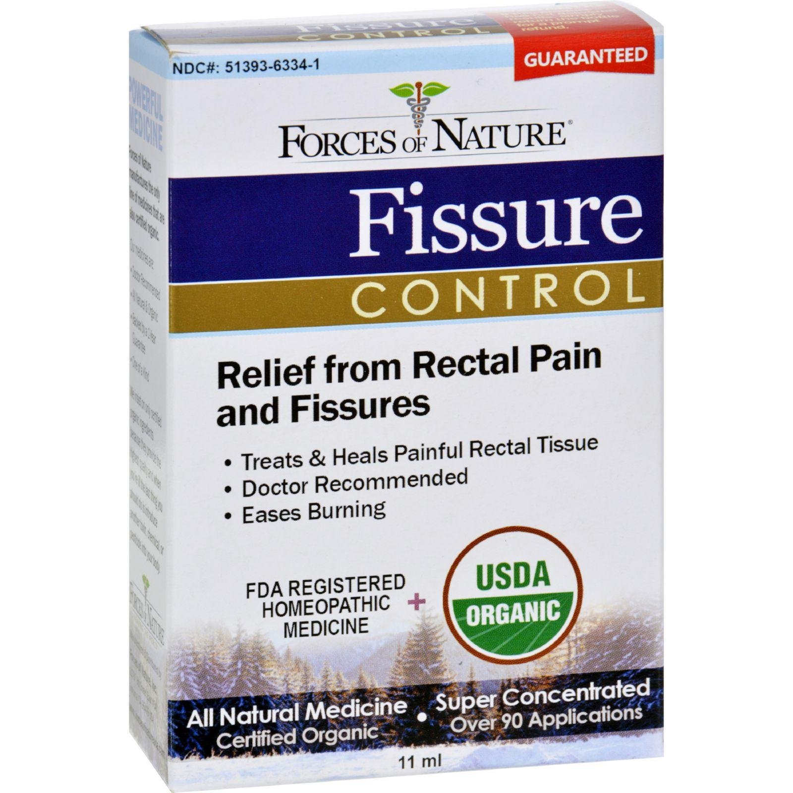 Forces Of Nature Fissure Control Og2 11 Ml by Forces Of Nature