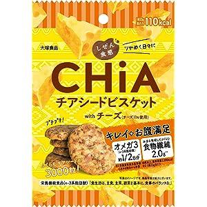 大塚食品 しぜん食感CHiA チーズ 23g ×6袋