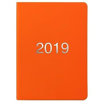 Letts 2019 - Agenda semanal (A6, vista semanal), color ...