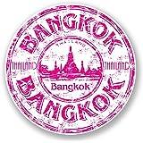2 x 10cm Bali Indonesia Vinyl Sticker Decal Laptop Luggage Travel Tag Gift #6764