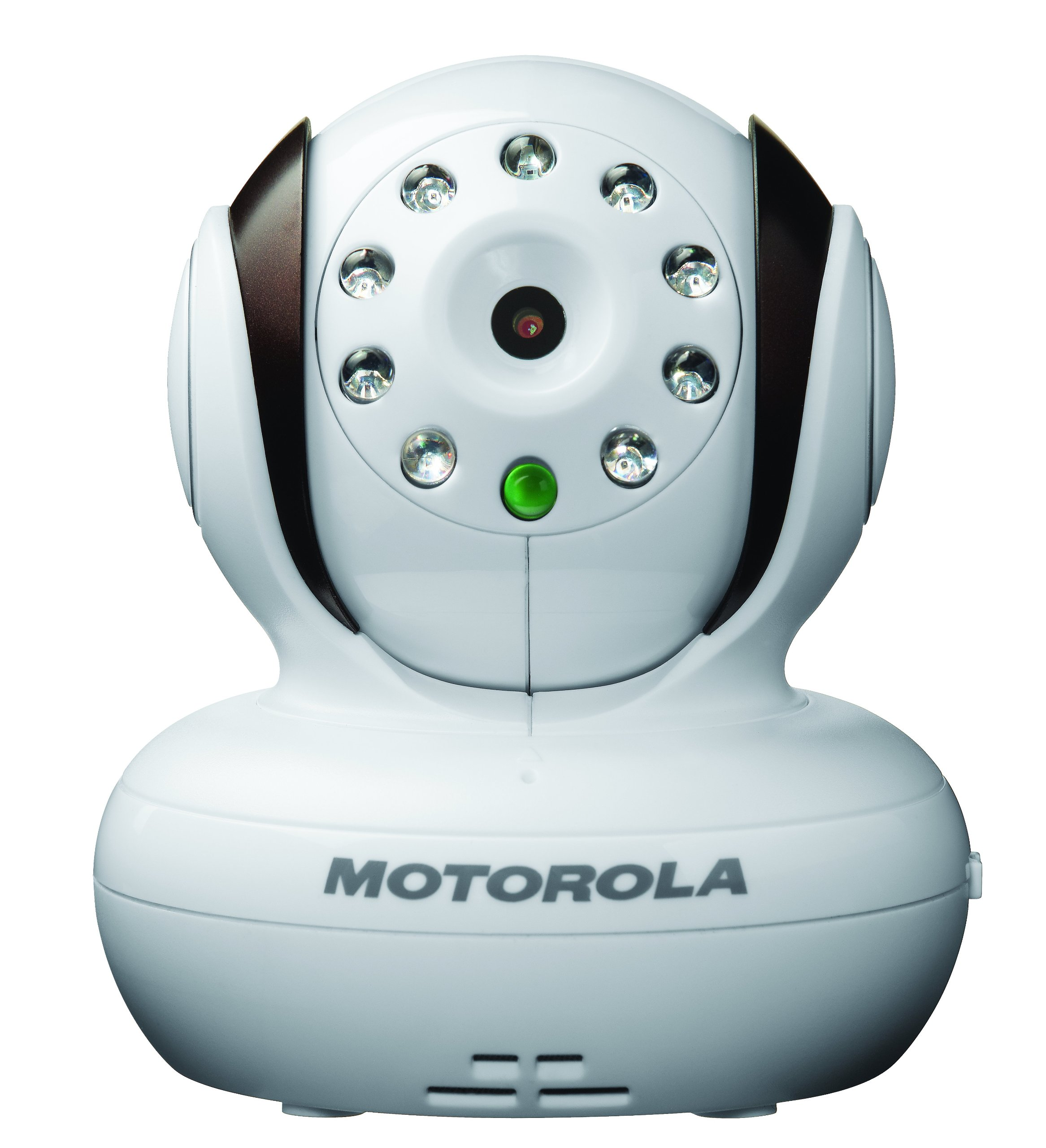 Motorola Additional Camera for Motorola MBP33 and MBP36 Baby Monitor,Brown with White by Motorola (Image #1)