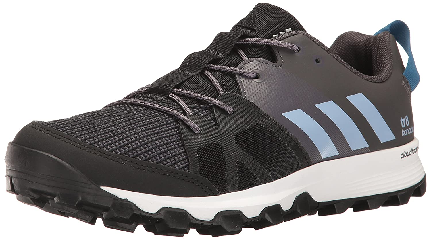 Amazoncom  adidas outdoor Mens Kanadia 8 TR Trail Running Shoe  Trail Running