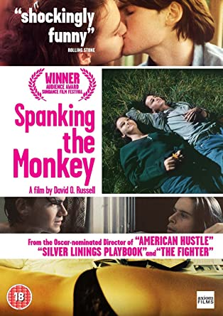 Spank the monkey dvd