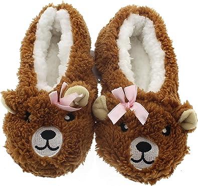 Adults Teens Lamb Hat Faux Fur animal Children