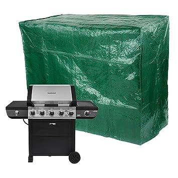 Parkland® Gran barbacoa al aire libre durable impermeable barbacoa jardín Patio Grill Gas lluvia pantalla